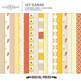 Hot summer - papers
