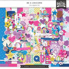 Be a Unicorn | The Digital Kit