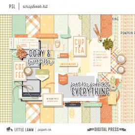 PSL | Scrapbook Kit