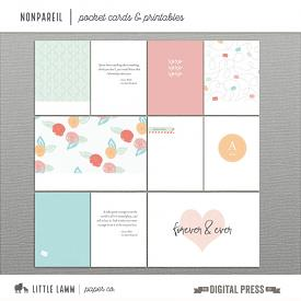 Nonpareil | Pocket Cards & Printables