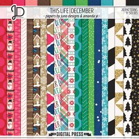 This Life   December - Papers