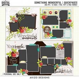 Something Wonderful | Quickpages