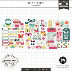 One Fine Day | The Printables