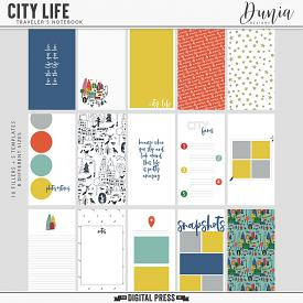 City Life | Traveler's Notebook