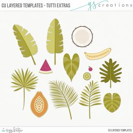 Tutti Extras Layered Templates (CU)