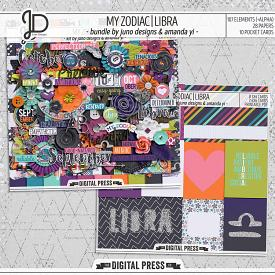 My Zodiac | Libra - Bundle