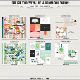 One Kit Two Ways | Up & Down Collection