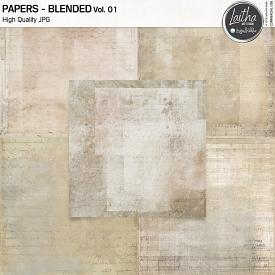 Blended Papers Vol. 01 (CU)