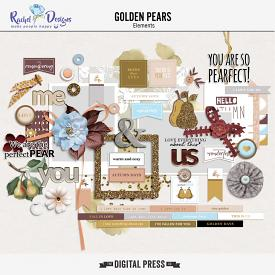 Golden Pears | Elements Pack