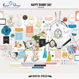 Happy Bunny Day | Elements
