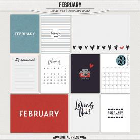 February | Pocket Cards