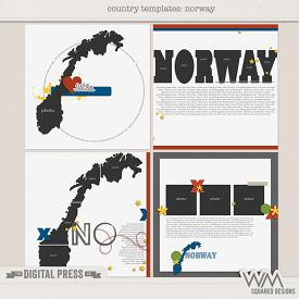 Country Templates | Norway