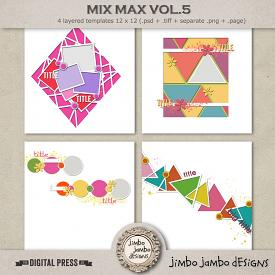 Mix Max Vol.5 | Templates