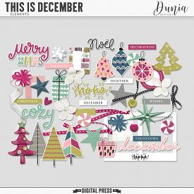 This is December | Elements