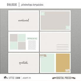 Dialogue | Photoshop Templates