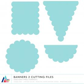 Banners 2 SVG (CU)