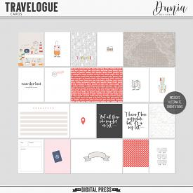 Travelogue | Cards