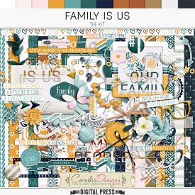 FAMILY IS US | KIT