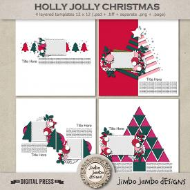 Holly Jolly Christmas | Templates