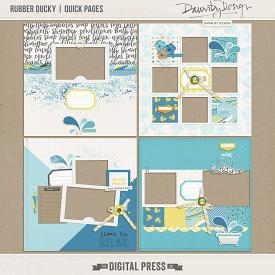 Rubber Ducky | Quick Pages