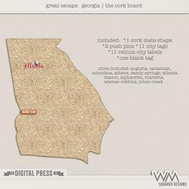 Great Escape:  Georgia | The Corkboard