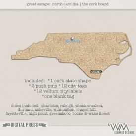 Great Escape:  North Carolina | The Corkboard