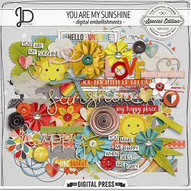 You Are My Sunshine | Elements