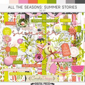 ALL THE SEASONS: SUMMER STORIES | KIT