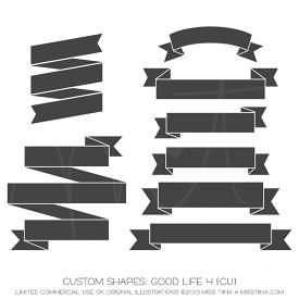 Good Life 4 Shapes (CU)