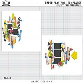 Paper Play 01 | Templates
