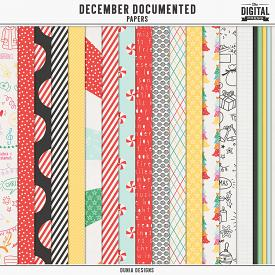 December Documented | Papers