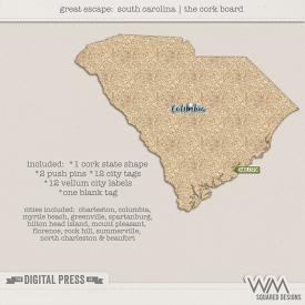 Great Escape:  South Carolina | The Corkboard