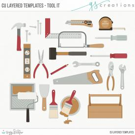 Tool It Layered Templates (CU)