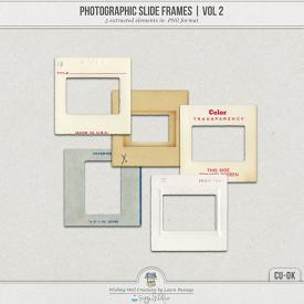 Photographic Slide Frames Volume 2 (CU)