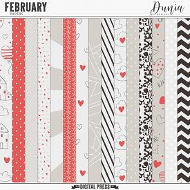 February | Papers