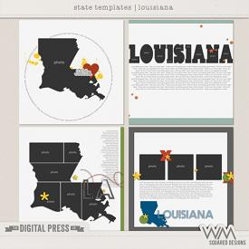 State Templates: Louisiana