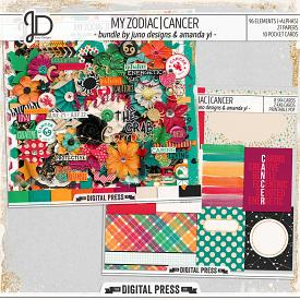 My Zodiac | Cancer - Bundle