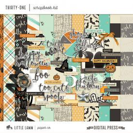 Thirty-One | Scrapbook Kit