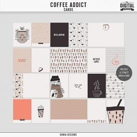 Coffee Addicted | Cards