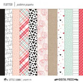 Flutter | Pattern Papers