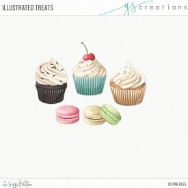 Treats Illustrated (CU)