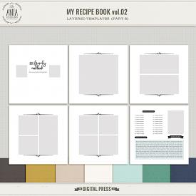 My recipe book vol.02 | part 02