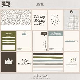 Sune | Journal Cards