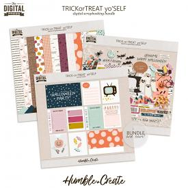 Trick or Treat Yo' Self | Bundle