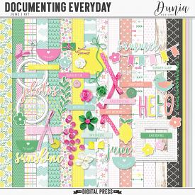 Documenting Everyday | June - Kit