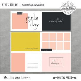 Stars Hollow | Photoshop Templates
