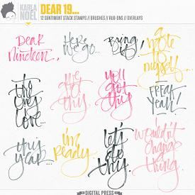 Dear 19... | sentiment stacks