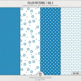 Filler Patterns Volume 2 (CU)