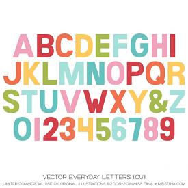 Everyday Letters (CU)