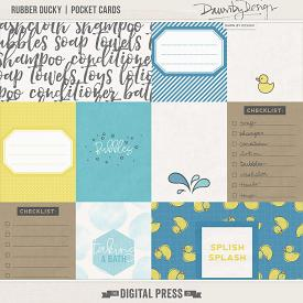 Rubber Ducky | Pocket Cards
